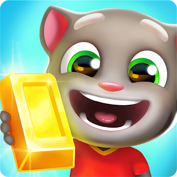 Download Talking Tom Gold Run Now!